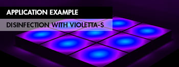 VIOLETTA application example related content